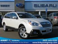 Certified Pre-Owned 2014 Subaru Outback 3.6R Liimited with Moonroof in Ventura, CA