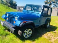 1993 Jeep Wrangler 2dr S 4WD SUV