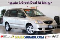 Used 2003 Mazda MPV LX Available in Sacramento CA