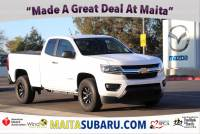 Used 2016 Chevrolet Colorado 2WD Base Available in Sacramento CA