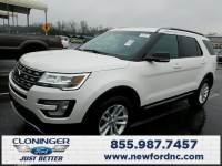 Used 2016 Ford Explorer For Sale Hickory, NC | Gastonia | STKB85503
