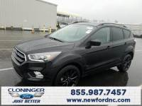 Used 2017 Ford Escape For Sale Hickory, NC | Gastonia | STKB99033