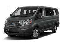 Pre-Owned 2016 Ford Transit Wagon XLT RWD Full-size Passenger Van