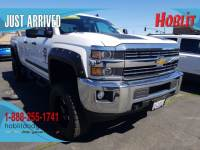 2015 Chevrolet Silverado 2500HD LT Extended Cab Long Bed 4x4 Duramax w/ Lift Kit!