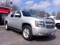 2013 Chevrolet Avalanche 4x4 LT 4dr Crew Cab Pickup