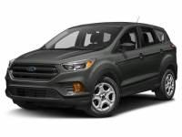 2018 Ford Escape SE SUV I-4 cyl