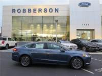 Used 2018 Ford Fusion SE Front-wheel Drive Sedan For Sale Bend, OR