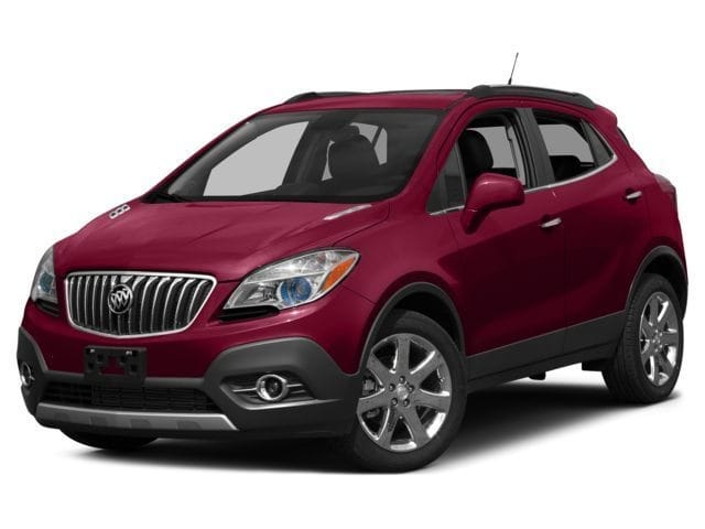 Photo Used 2015 Buick Encore Leather SUV for sale in Midland, MI