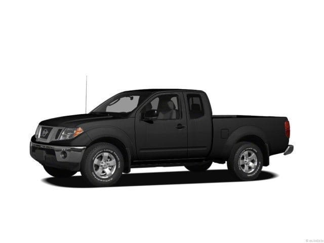 Photo Used 2012 Nissan Frontier SV 4X4 W ALUMINUM SNOW PLOW PACKAGE EC