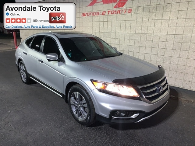 Photo Pre-Owned 2013 Honda Crosstour EX-L V6 SUV 4x4 in Avondale, AZ