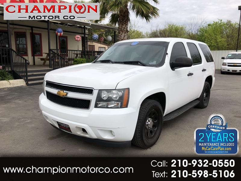 Photo 2012 Chevrolet Tahoe Police 2WD 4dr