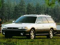 Used 1998 Subaru Legacy Outback Cold Package in Salem
