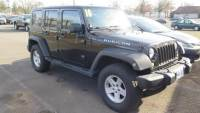Used 2010 Jeep Wrangler Unlimited Rubicon SUV in Springfield