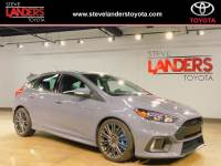 2017 Ford Focus RS RS Hatch Manual