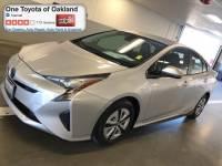Certified Pre-Owned 2017 Toyota Prius Two Hatchback in Oakland, CA