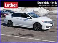 2017 Honda Accord Sedan Sport Minneapolis MN | Maple Grove Plymouth Brooklyn Center Minnesota 1HGCR2F66HA082835