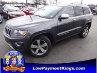 2014 Jeep Grand Cherokee Limited SUV 4WD