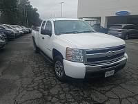 Pre-Owned 2009 Chevrolet Silverado 1500 Work Truck Truck Extended Cab