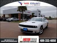 2018 Dodge Challenger SXT SXT RWD