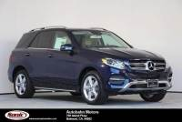 Pre-Owned 2019 Mercedes-Benz GLE GLE 400 4MATIC SUV