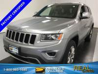 Used 2016 Jeep Grand Cherokee For Sale at Burdick Nissan | VIN: 1C4RJFBG3GC428204