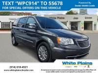 2016 Chrysler Town & Country 4dr Wgn Touring-L Anniversary Editi Mini-van, Passenger in White Plains, NY