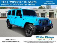 2017 Jeep Wrangler Unlimited Winter 4x4 *Ltd Avail* Sport Utility in White Plains, NY