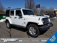 Certified Used 2014 Jeep Wrangler Unlimited Freedom Edition 4WD Freedom Edition *Ltd Avail* Long Island, NY