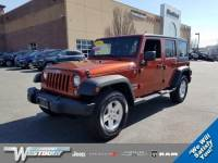 Certified Used 2014 Jeep Wrangler Unlimited Sport 4WD Sport Long Island, NY