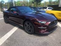 2018 Ford Mustang Convertible I-4 cyl