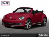 2015 Volkswagen Beetle Convertible 2.0T R-Line w/Sound/Nav/PZEV