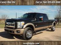 2012 Ford Super Duty F-350 SRW King Ranch 4WD Crew Cab 8' Box