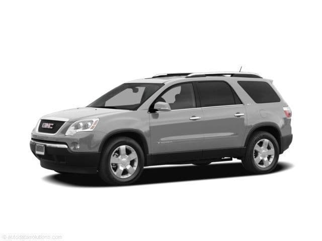 Photo Used 2007 GMC Acadia SLT For Sale in Thorndale, PA  Near West Chester, Malvern, Coatesville,  Downingtown, PA  VIN 1GKEV33747J105912