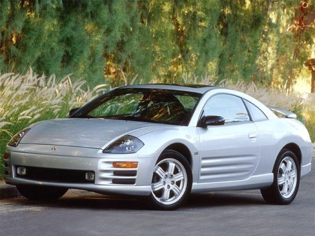 Photo Pre-Owned 2001 Mitsubishi Eclipse GT in Schaumburg, IL, Near Palatine
