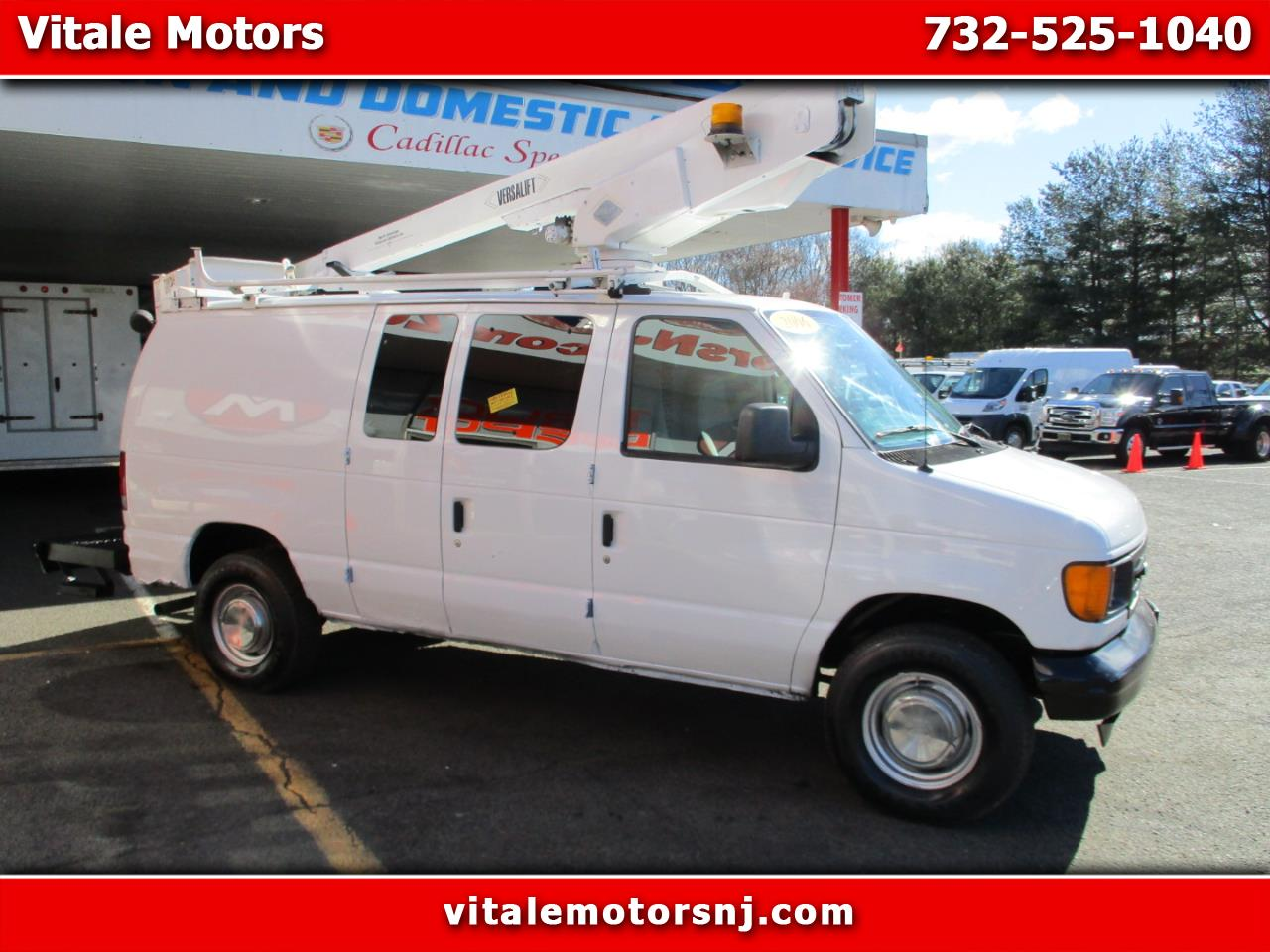 Photo 2006 Ford Econoline E-350 BUCKET VAN CARGO