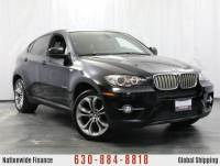 2012 BMW X6 4.4L V8 Engine AWD xDrive 50i w/ Navigation, Sunroof, Front and Rear Parking Aid with Rear View Camera, High-fidelity Sound System, 3-stage Heated Front Seats