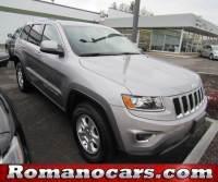 2015 Jeep Grand Cherokee Laredo 4x4 SUV for sale near Syracuse, NY