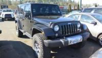 Used 2015 Jeep Wrangler Unlimited Sahara 4x4 SUV in Springfield
