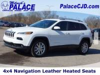 2016 Jeep Cherokee Limited 4x4 SUV | Lake Orion