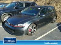Used 2017 Volkswagen Golf GTI For Sale at Fred Beans Volkswagen   VIN: 3VW447AU6HM001160