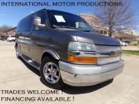 2011 Chevrolet Express Conversion Van YF7 Upfitter- Explorer Limited