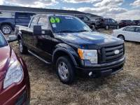 2009 Ford F-150 4WD Supercab 145 XL Truck Super Cab 4x4 For Sale | Jackson, MI