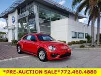 Pre-Owned 2017 Volkswagen Beetle 1.8T Fleet Auto