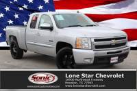 2011 Chevrolet Silverado 1500 LT 2WD Ext Cab 143.5 Truck Extended Cab in Houston