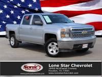 2014 Chevrolet Silverado 1500 LT 2WD Crew Cab 143.5 w/1 Truck Crew Cab in Houston