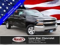 2018 Chevrolet Silverado 1500 LT 2WD Double Cab 143.5 w/1 Truck Double Cab in Houston