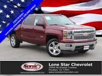 2015 Chevrolet Silverado 1500 LT 2WD Crew Cab 143.5 w/1 Truck Crew Cab in Houston