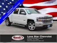 2017 Chevrolet Silverado 1500 LT 2WD Crew Cab 143.5 w/1 Truck Crew Cab in Houston