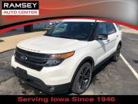 Used 2013 Ford Explorer 4WD Sport For Sale near Des Moines, IA