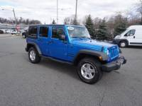 2016 Jeep Wrangler Unlimited Sport SUV in East Hanover, NJ